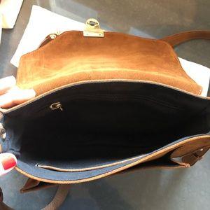 Sezane Tiger purse